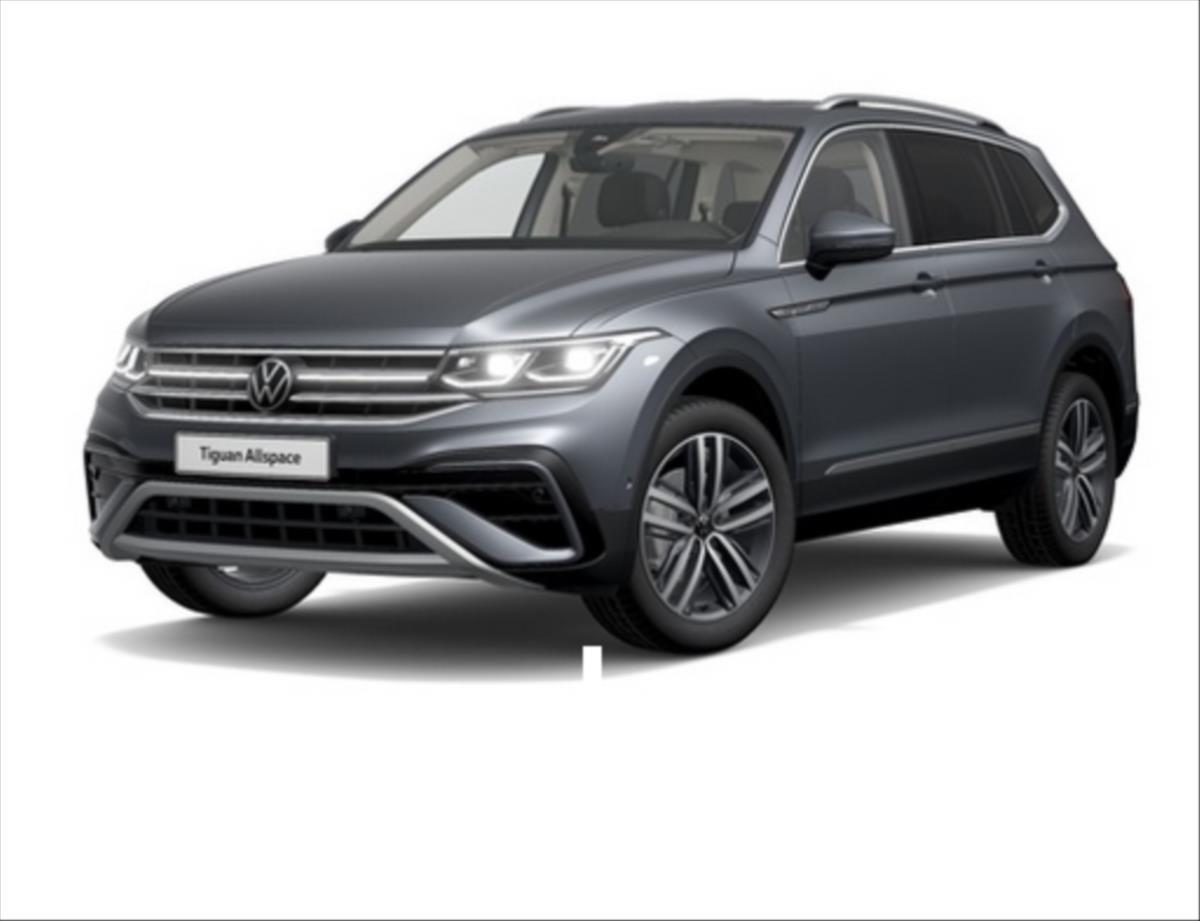 Volkswagen Tiguan Allspace, 2021