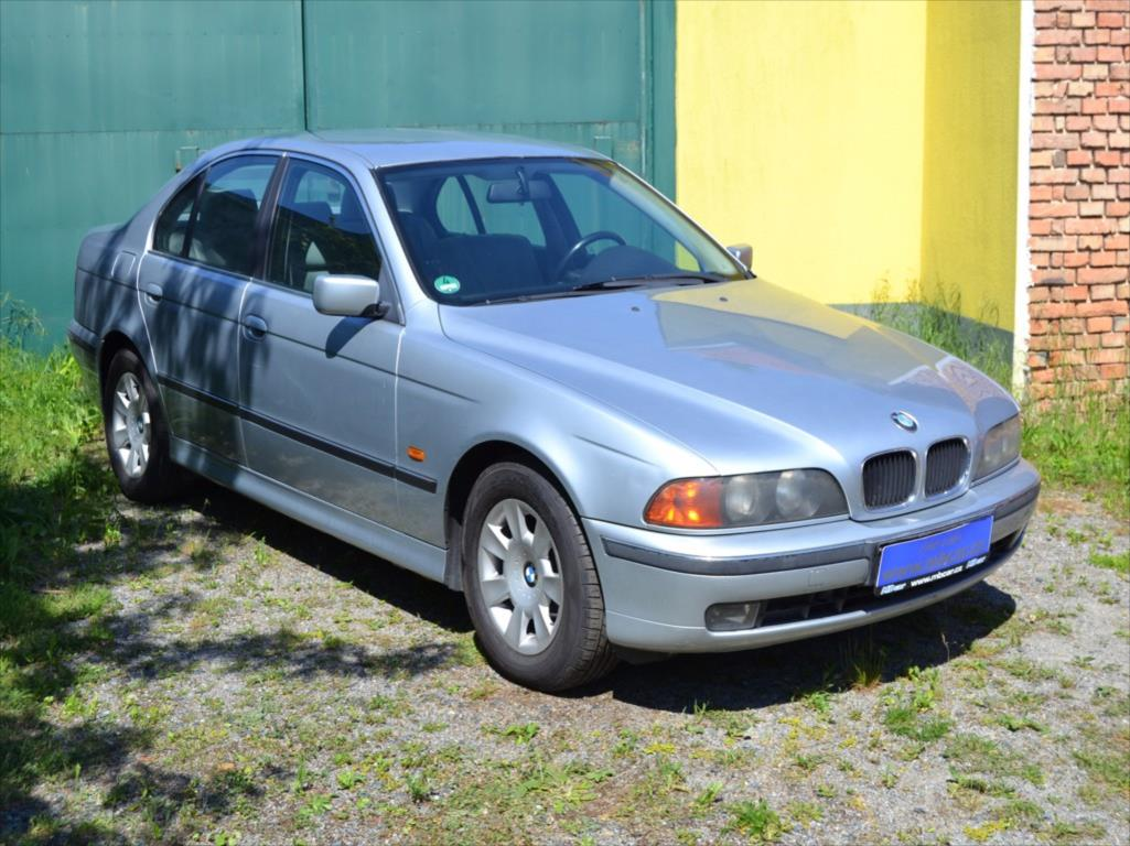 BMW Řada 5 2,5 523 i - 1.MAJITEL,AUTOMAT
