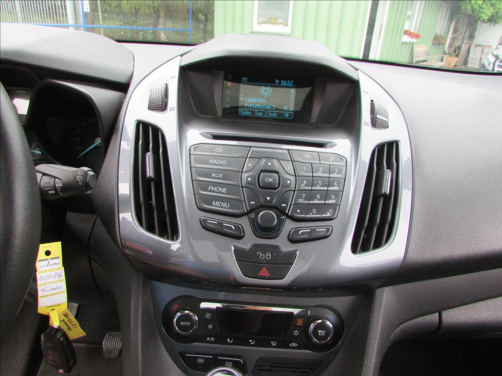 Ford Tourneo Connect, 2018