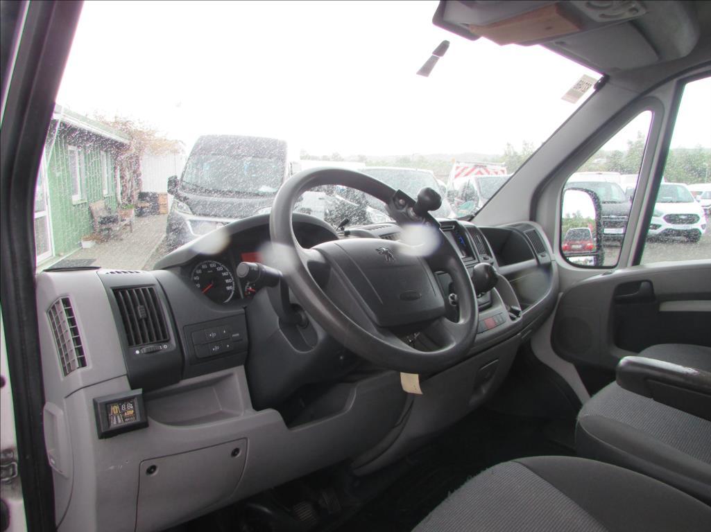 Peugeot Boxer, 2008