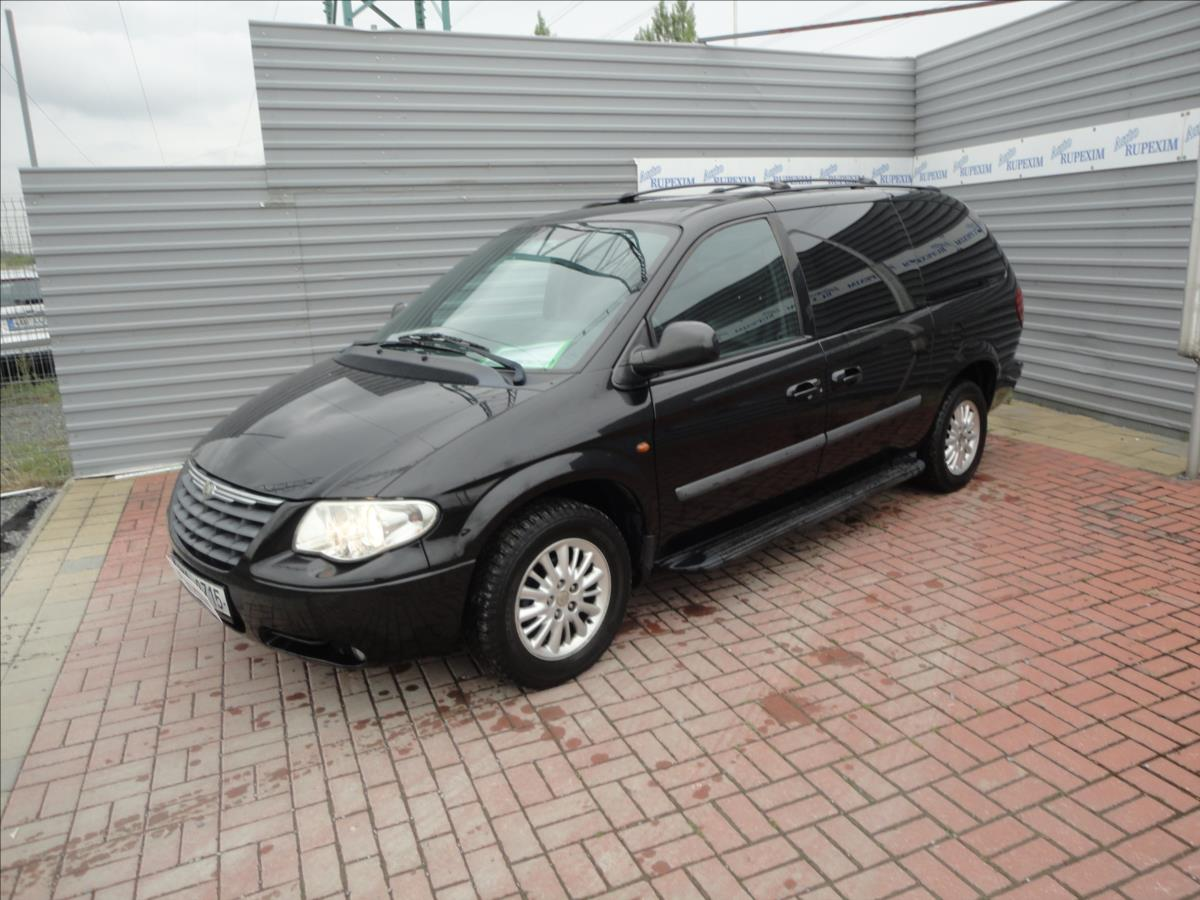 Chrysler Grand Voyager 2,8 CRD SE Stow&Go