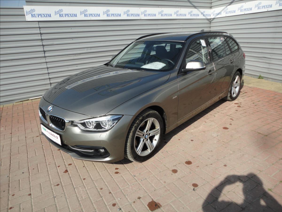 BMW Řada 3 2,0 320D Sport line xD automat