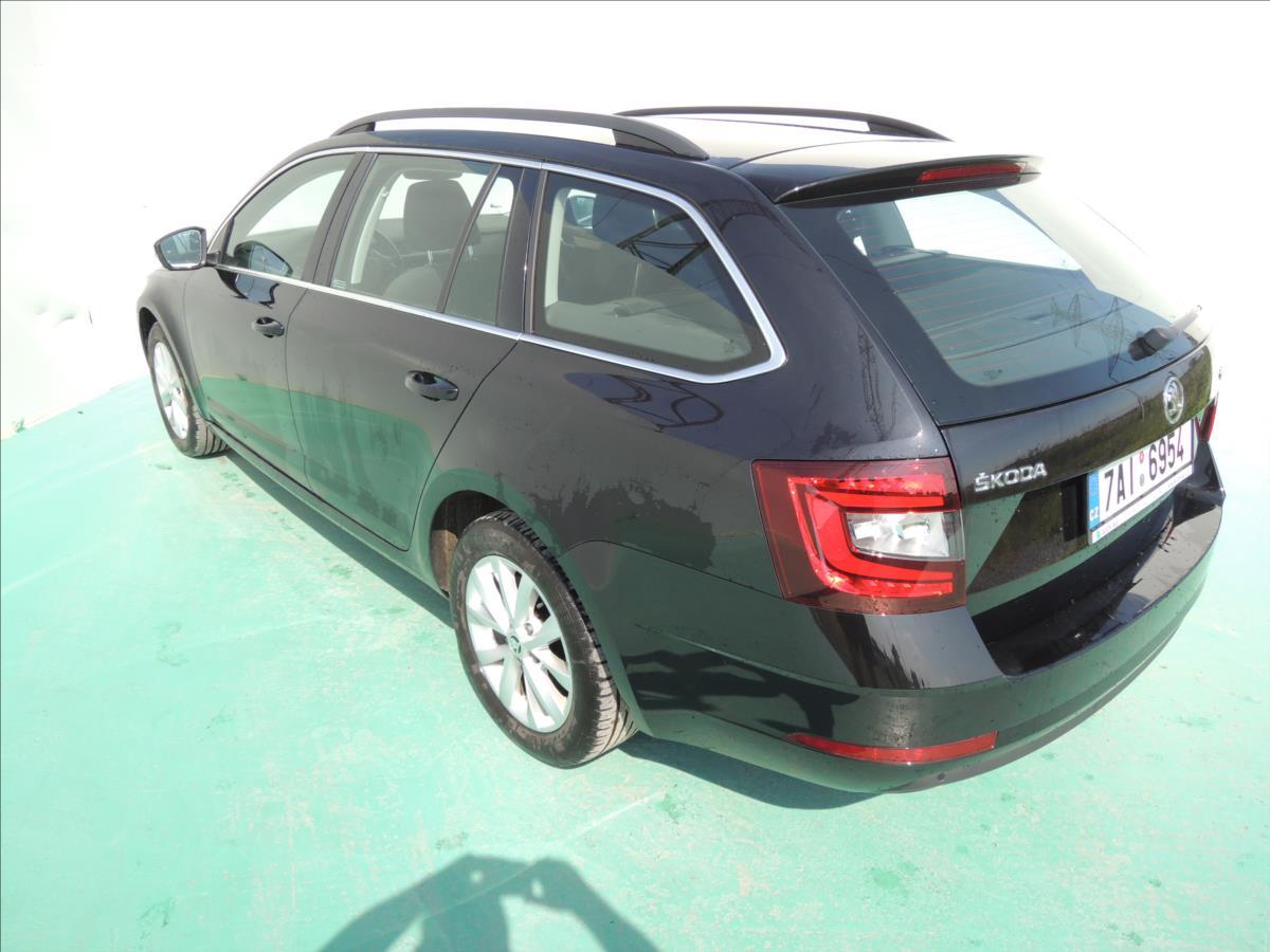 Škoda Octavia, 2018