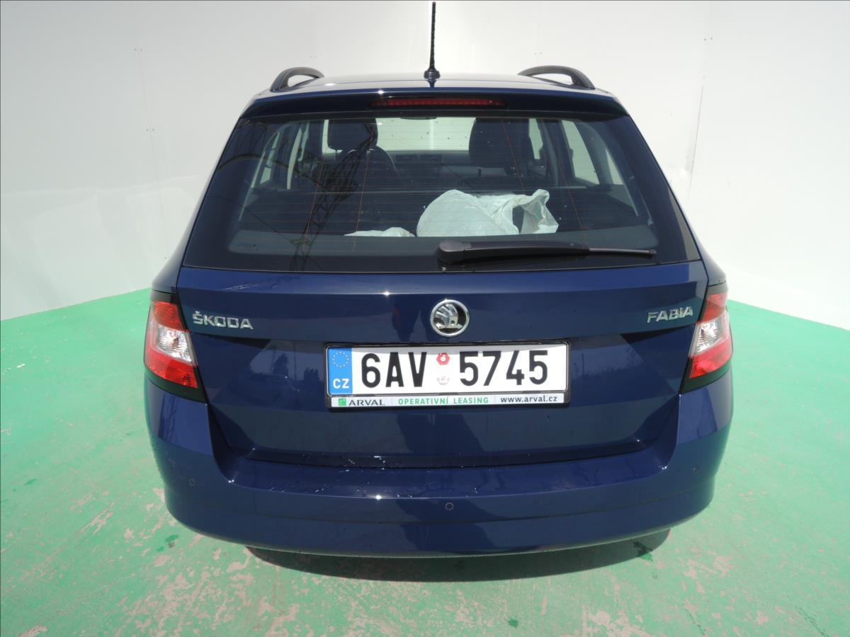 Škoda Fabia, 2018