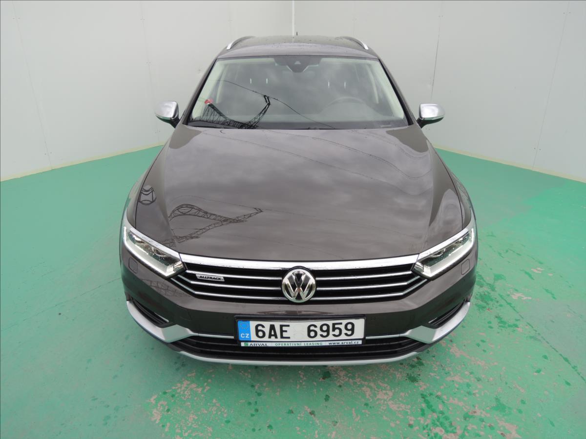 Volkswagen Passat, 2017