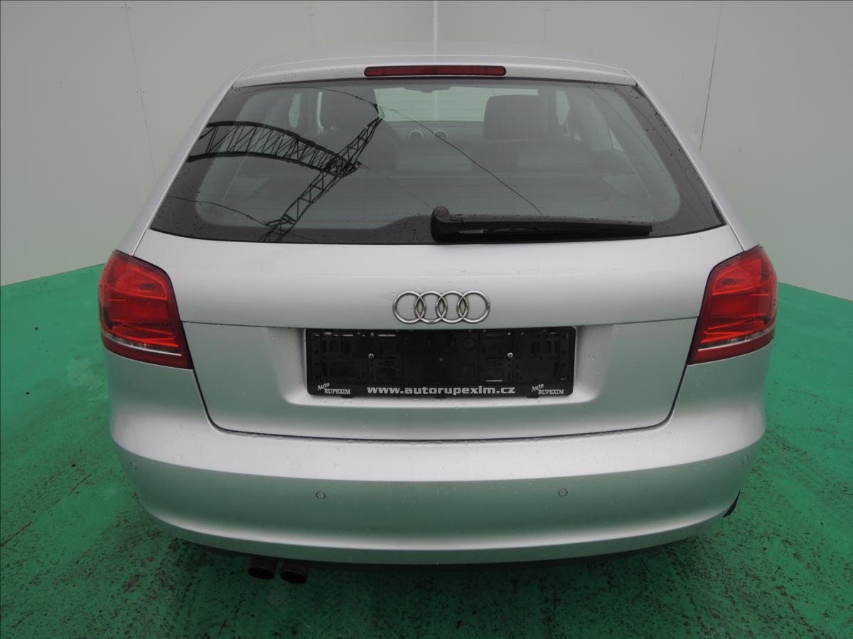 Audi A3, 2009