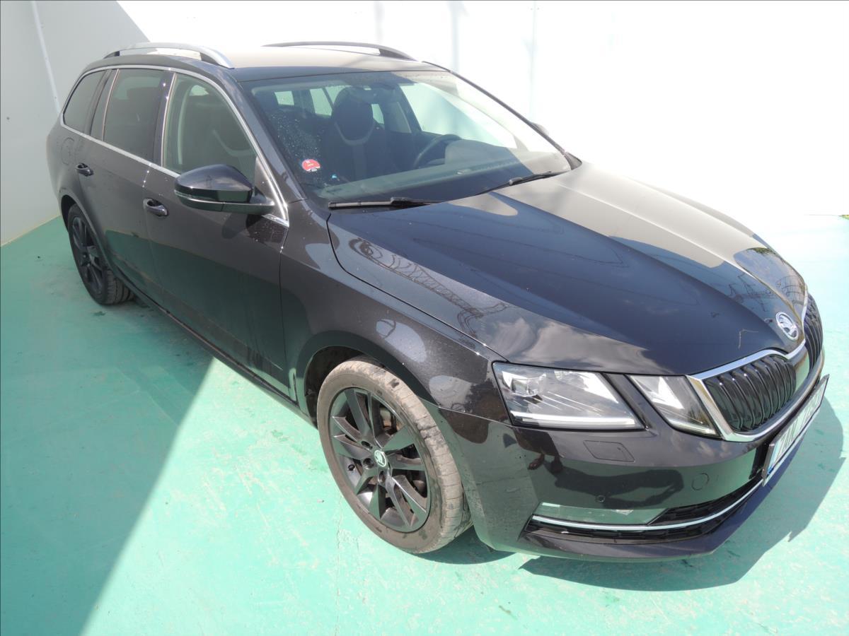 Škoda Octavia, 2019