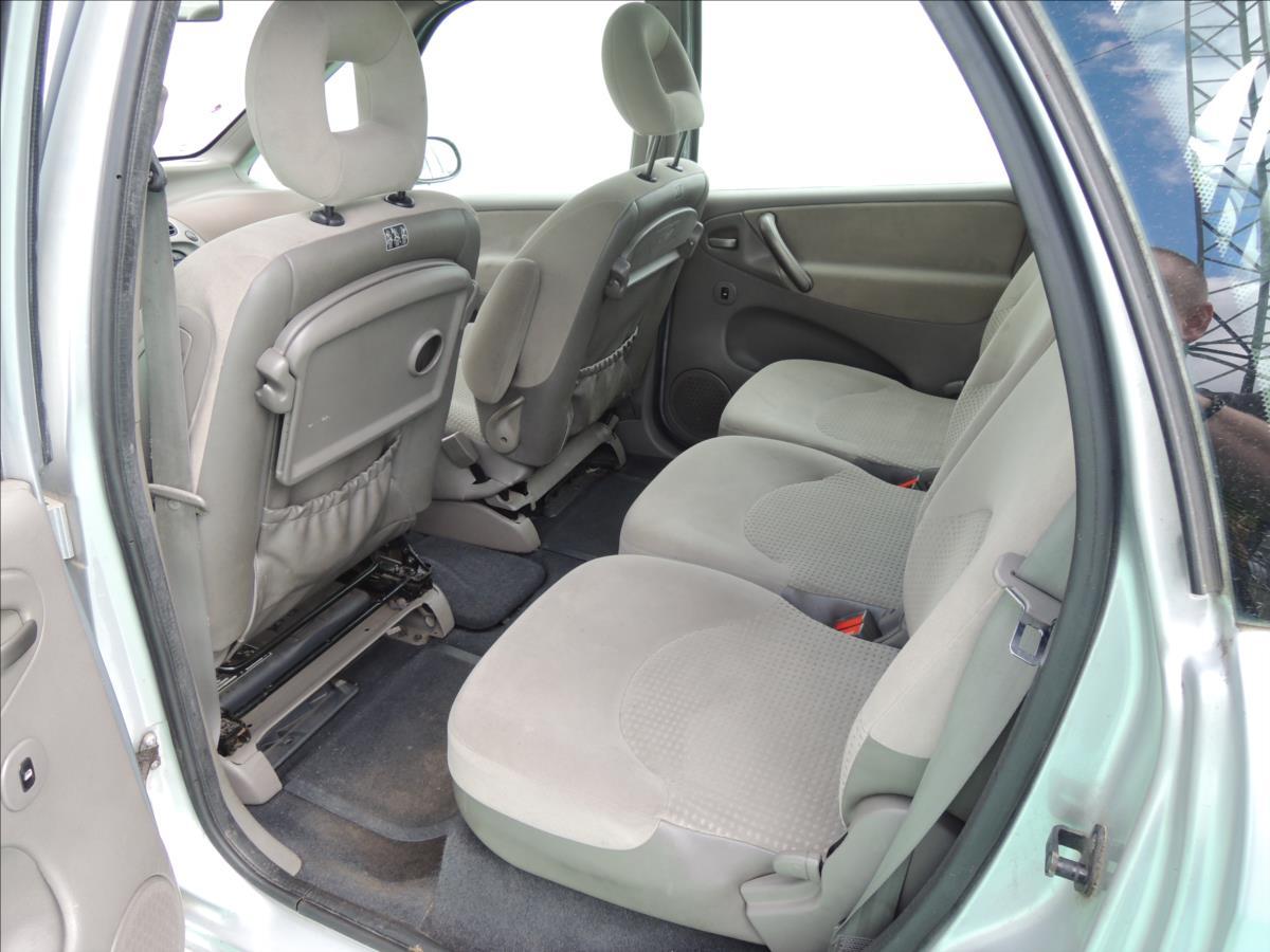 Citroën Xsara Picasso, 2002