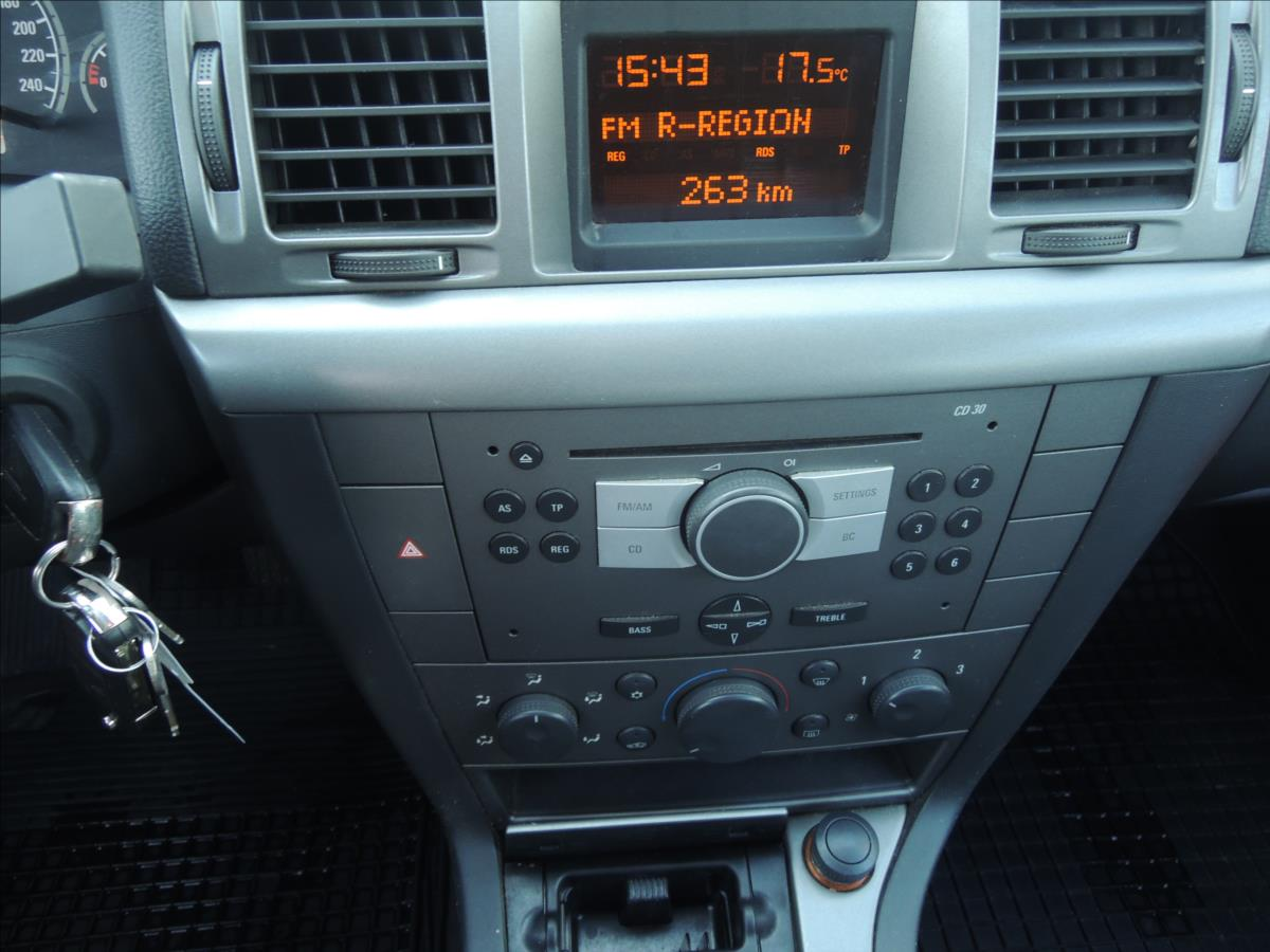 Opel Vectra, 2006