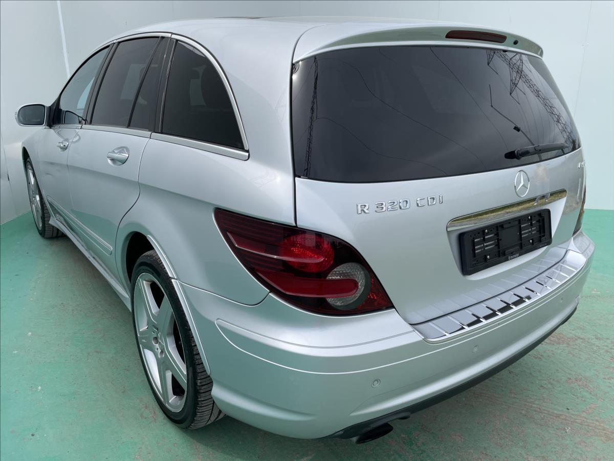 Mercedes-Benz Třídy R, 2008