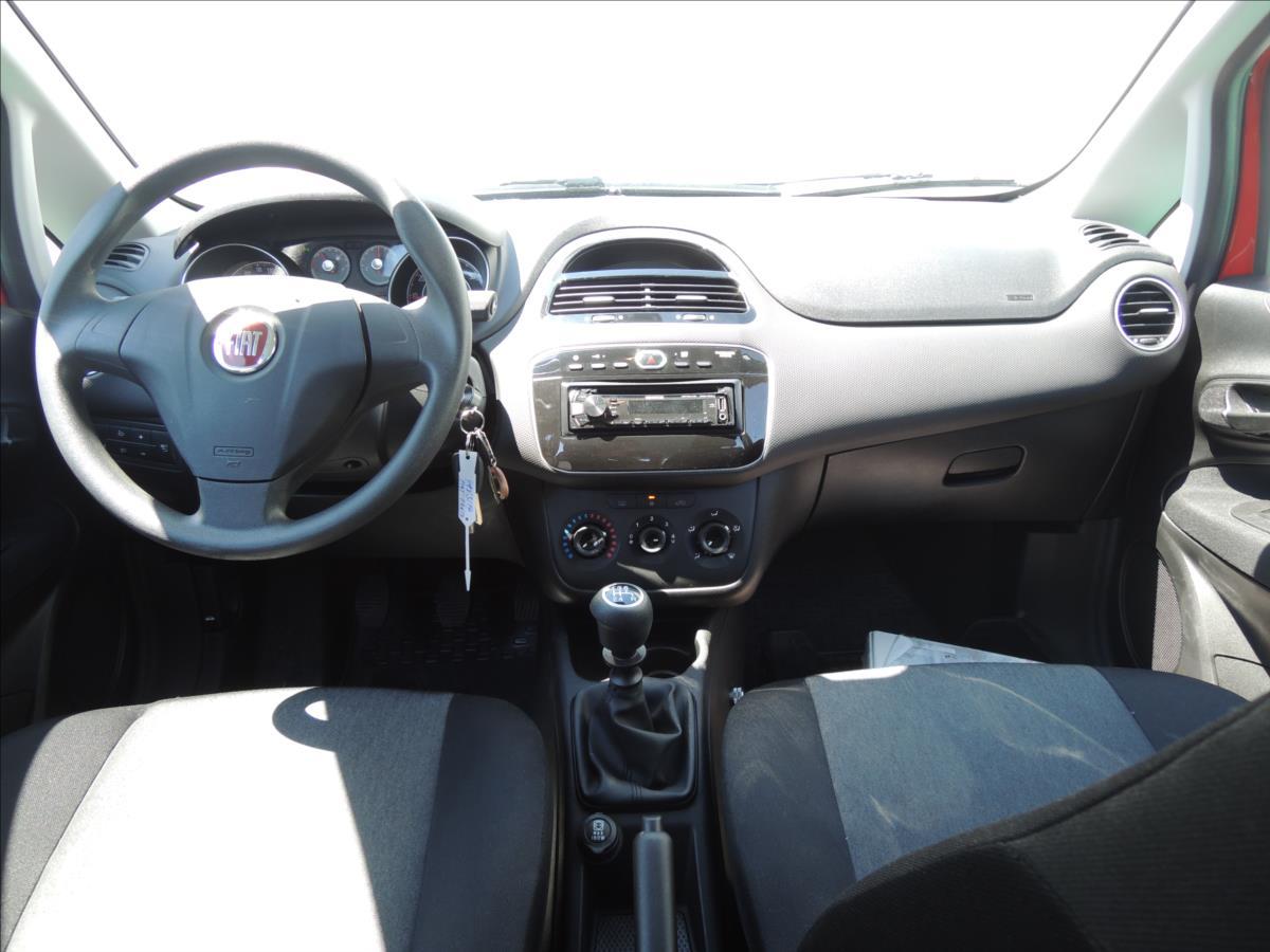 Fiat Punto, 2015