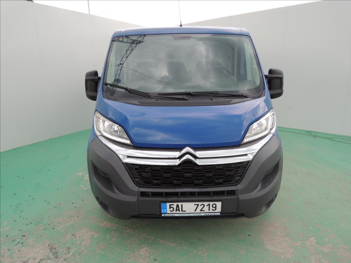 Citroën Jumper, 2016