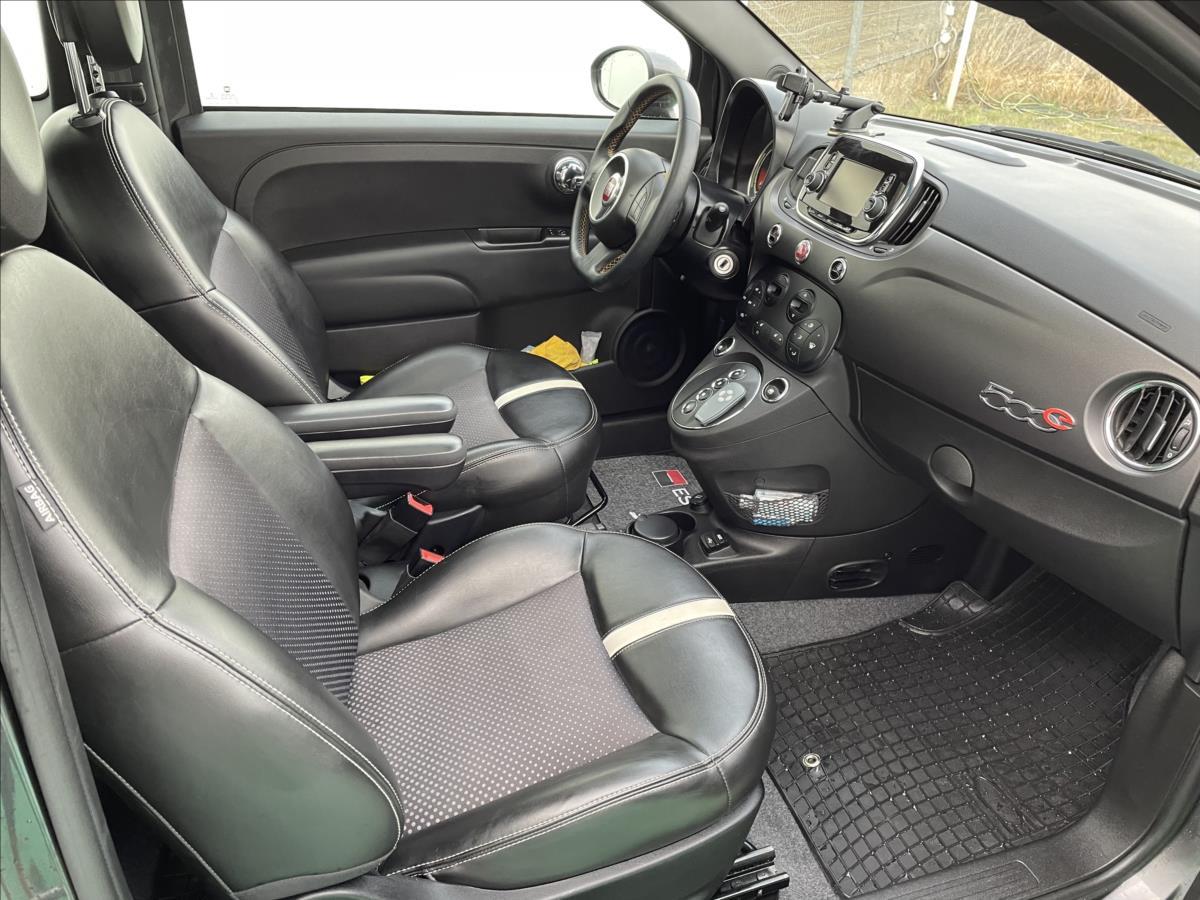 Fiat 500, 2016