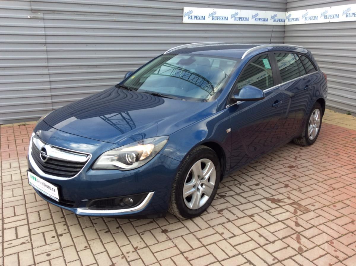 Opel Insignia 2,0 CDTI Edition