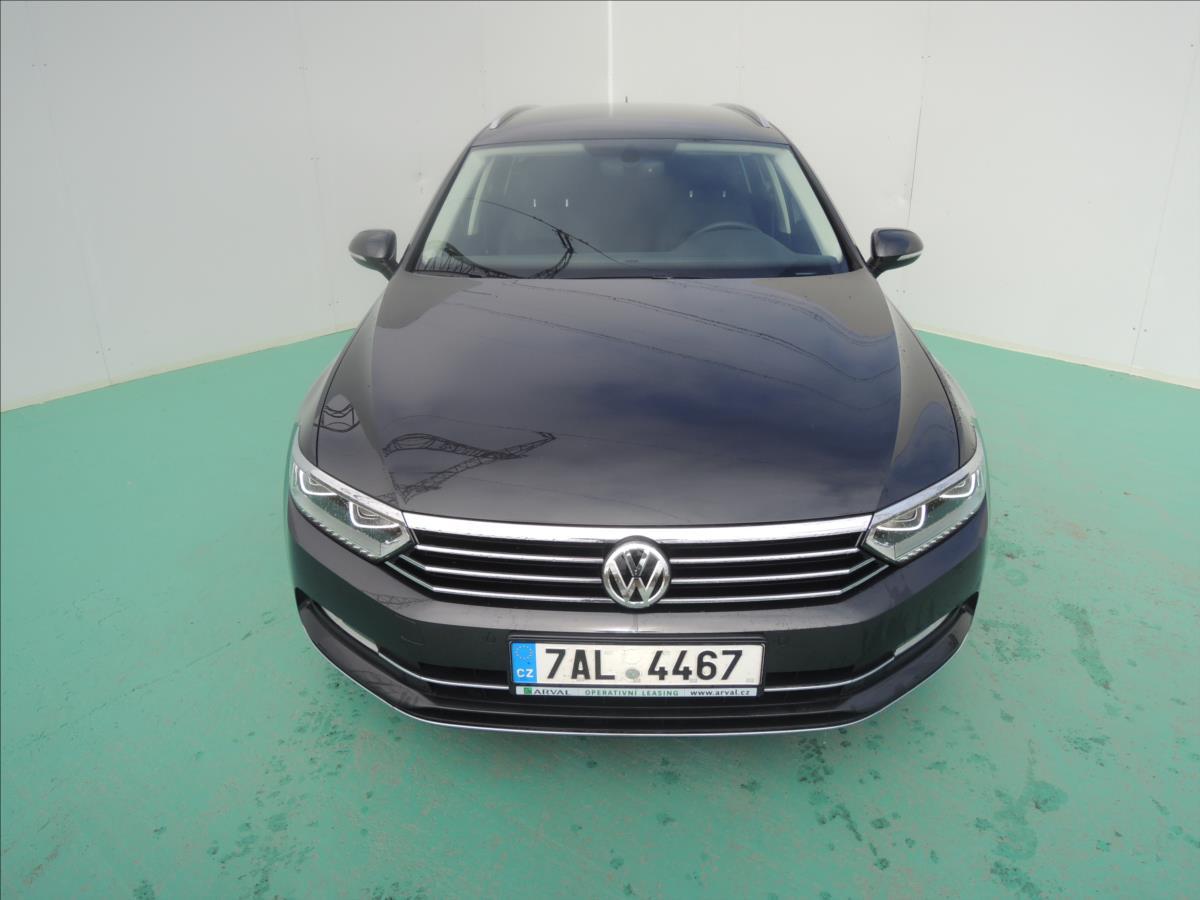 Volkswagen Passat, 2019