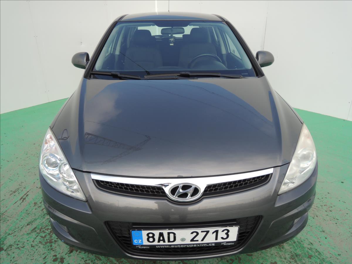 Hyundai i30, 2007