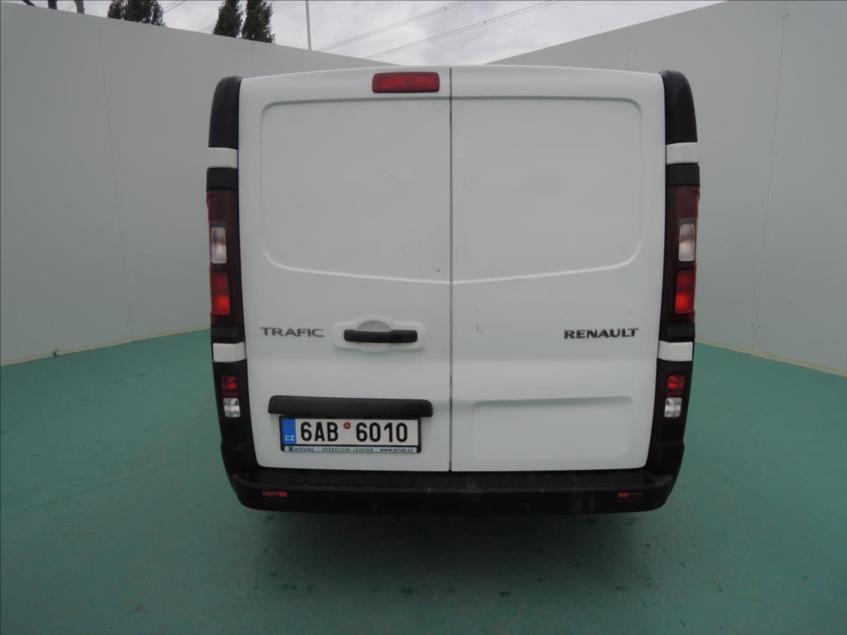 Renault Trafic, 2017