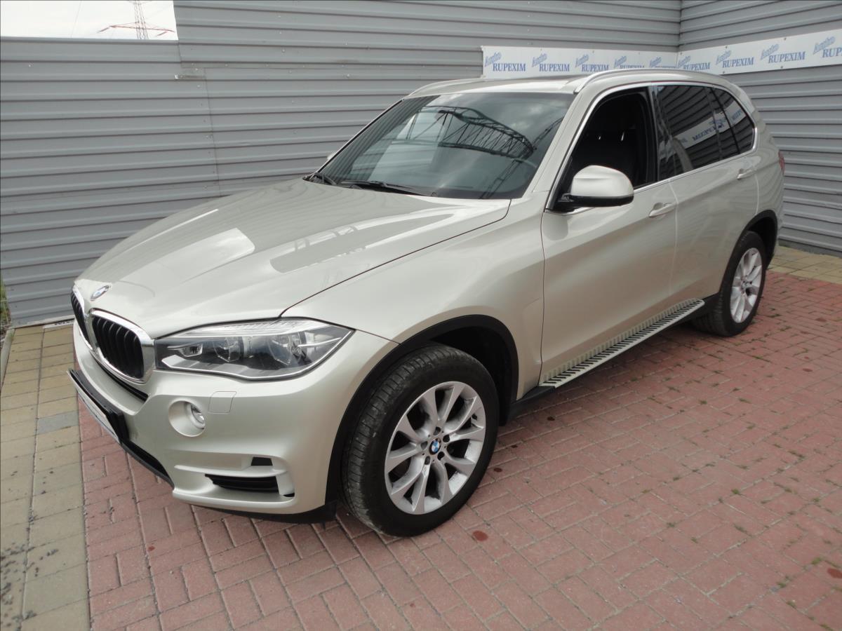 BMW X5 2,0 25D Xdrive 7-míst