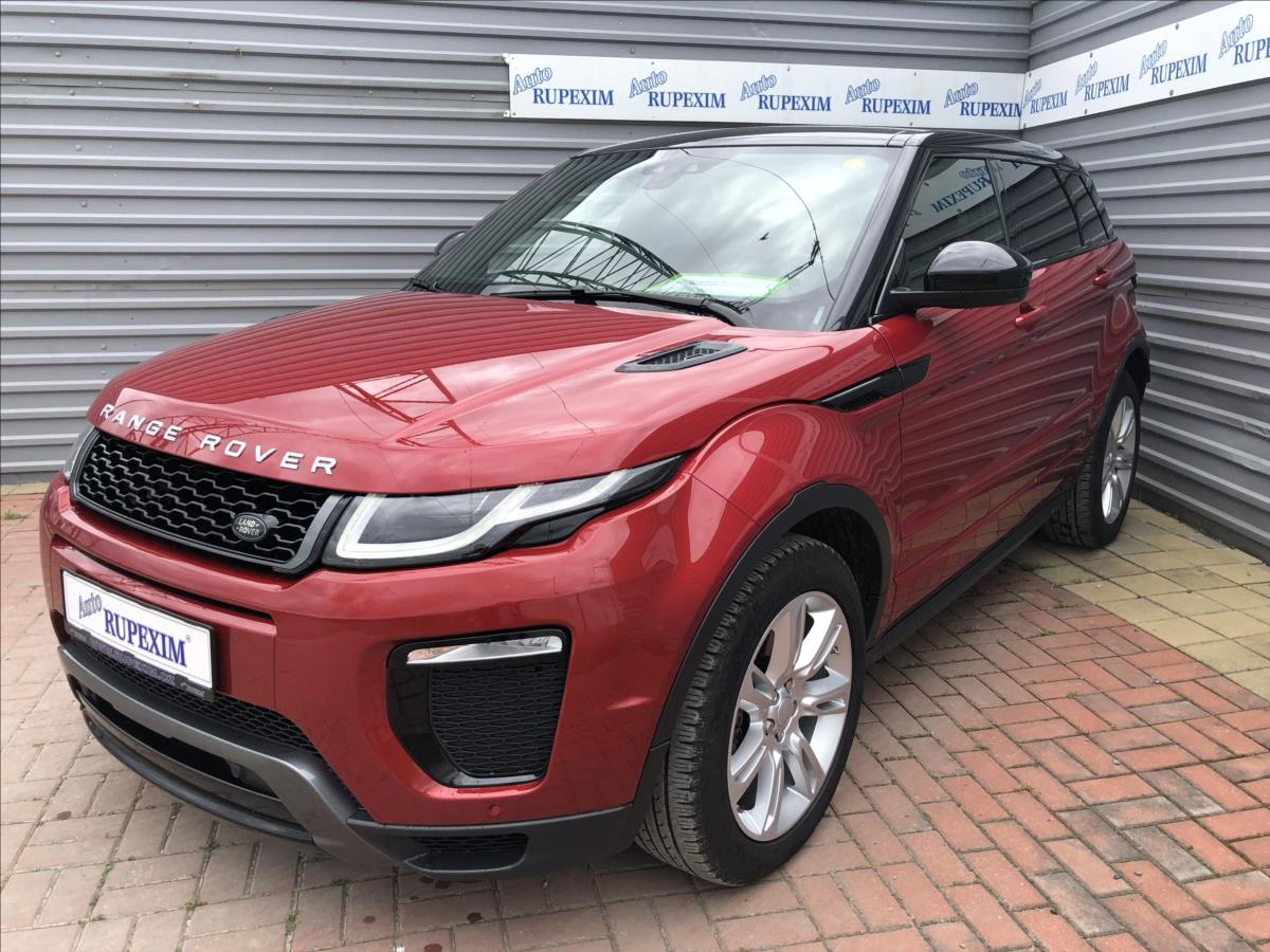Land Rover Range Rover Evoque 2,0 TD4 HSE AWD AT
