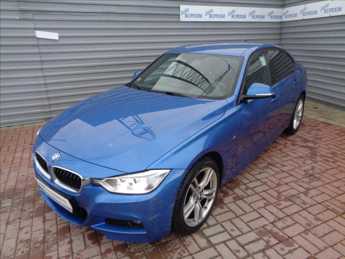 BMW Řada 3 2,0 320xDrive automat M-Paket