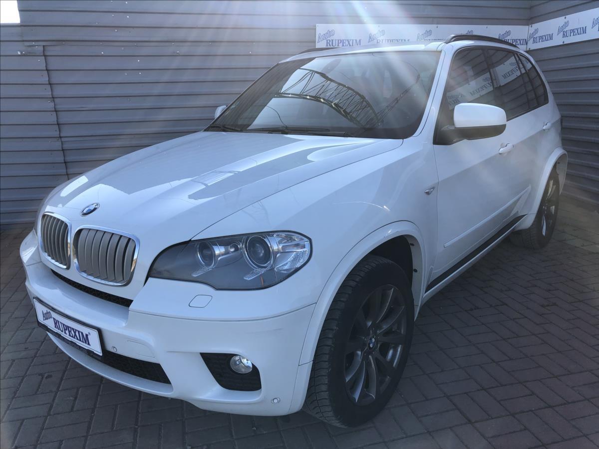 BMW X5 3,0 40D Xdrive M-Paket