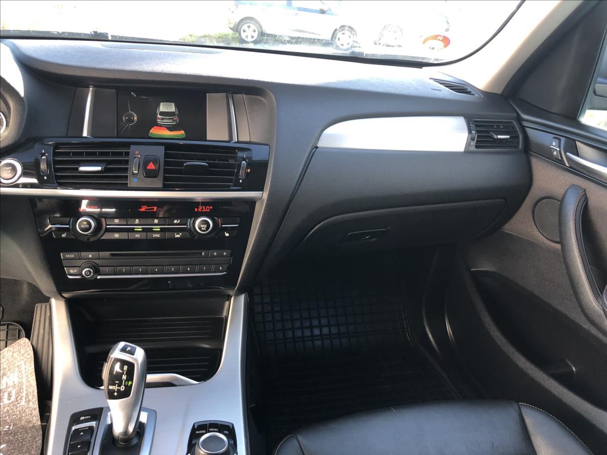 BMW X3, 2017