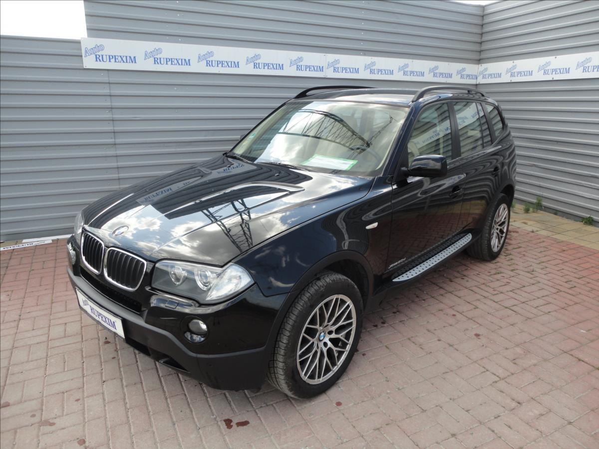 BMW X3 2,0 20D XDrive