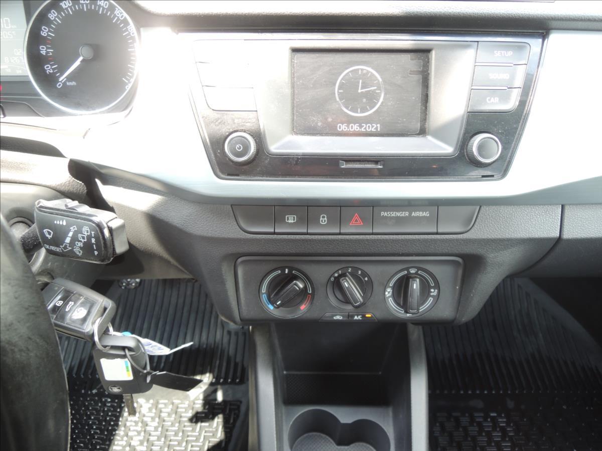 Škoda Fabia, 2015