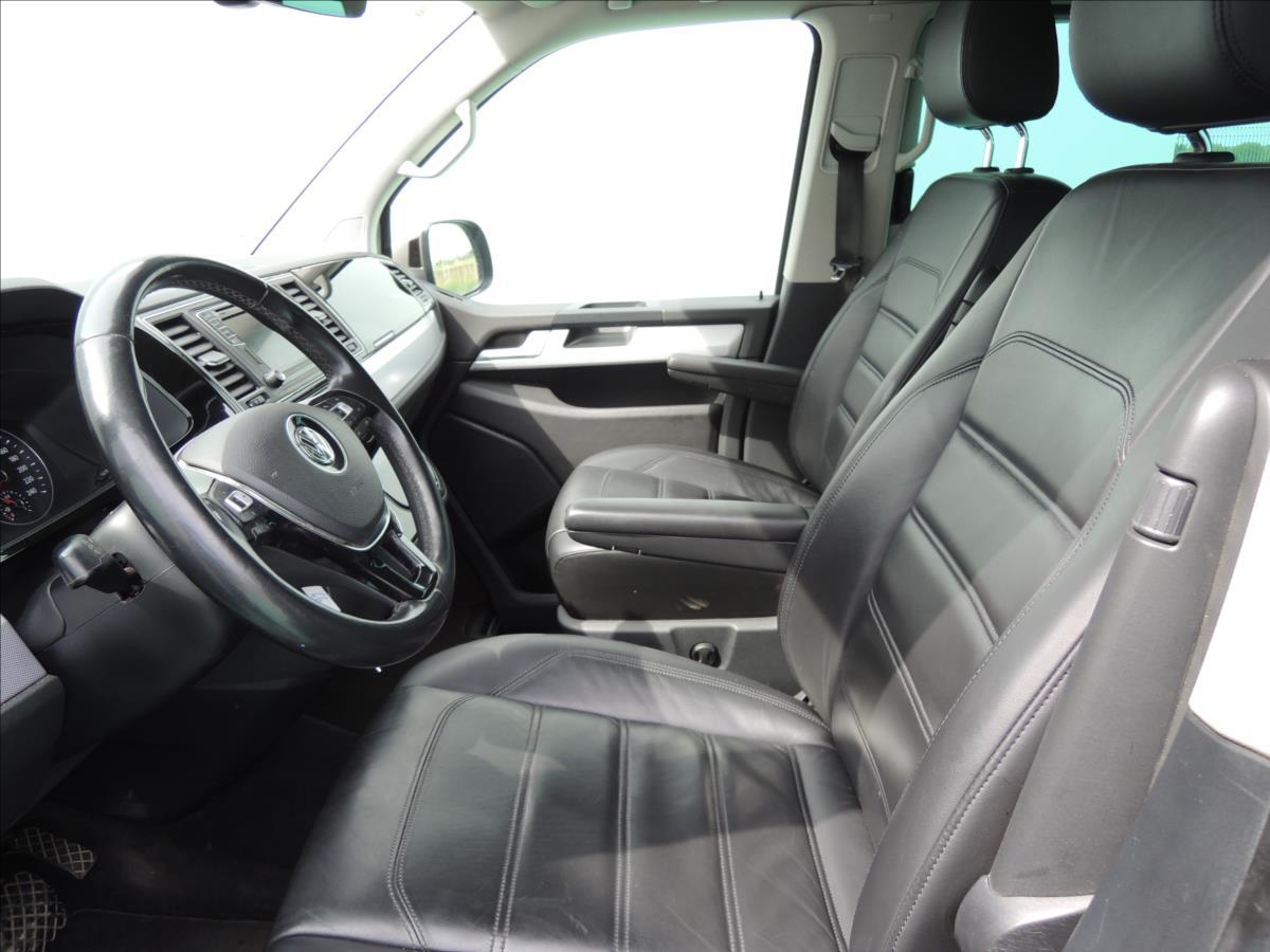 Volkswagen Multivan, 2016