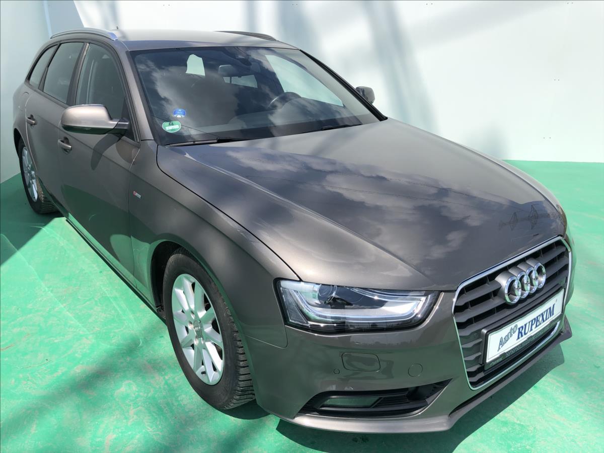Audi A4 2,0 TDI  S line AP Bixenon NT