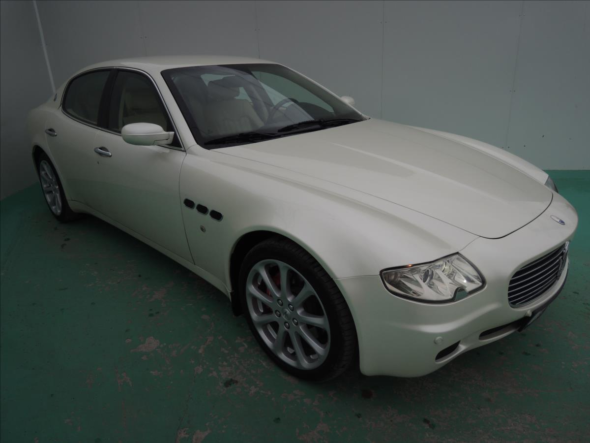 Maserati Quattroporte, 2008