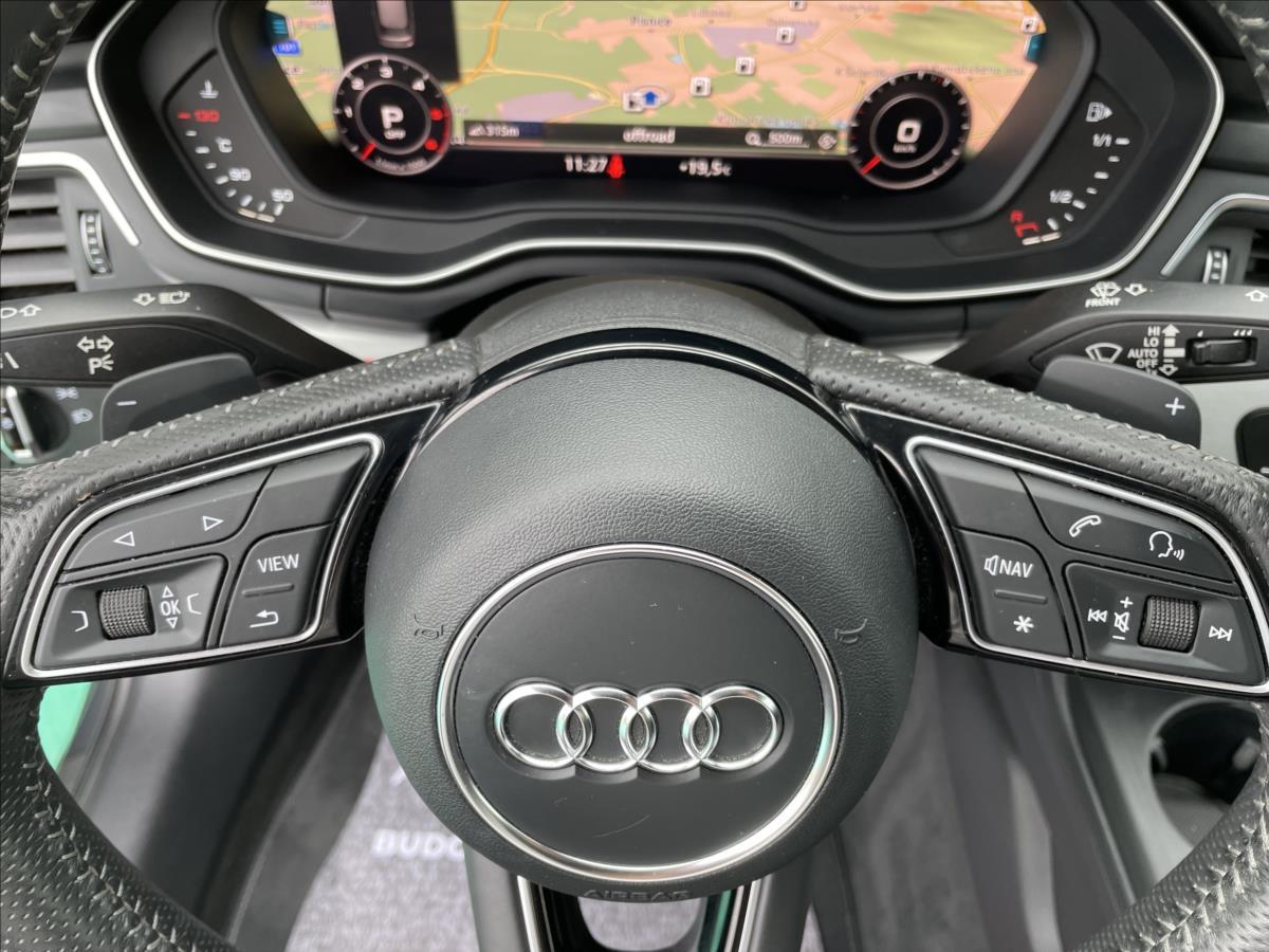 Audi A4, 2017
