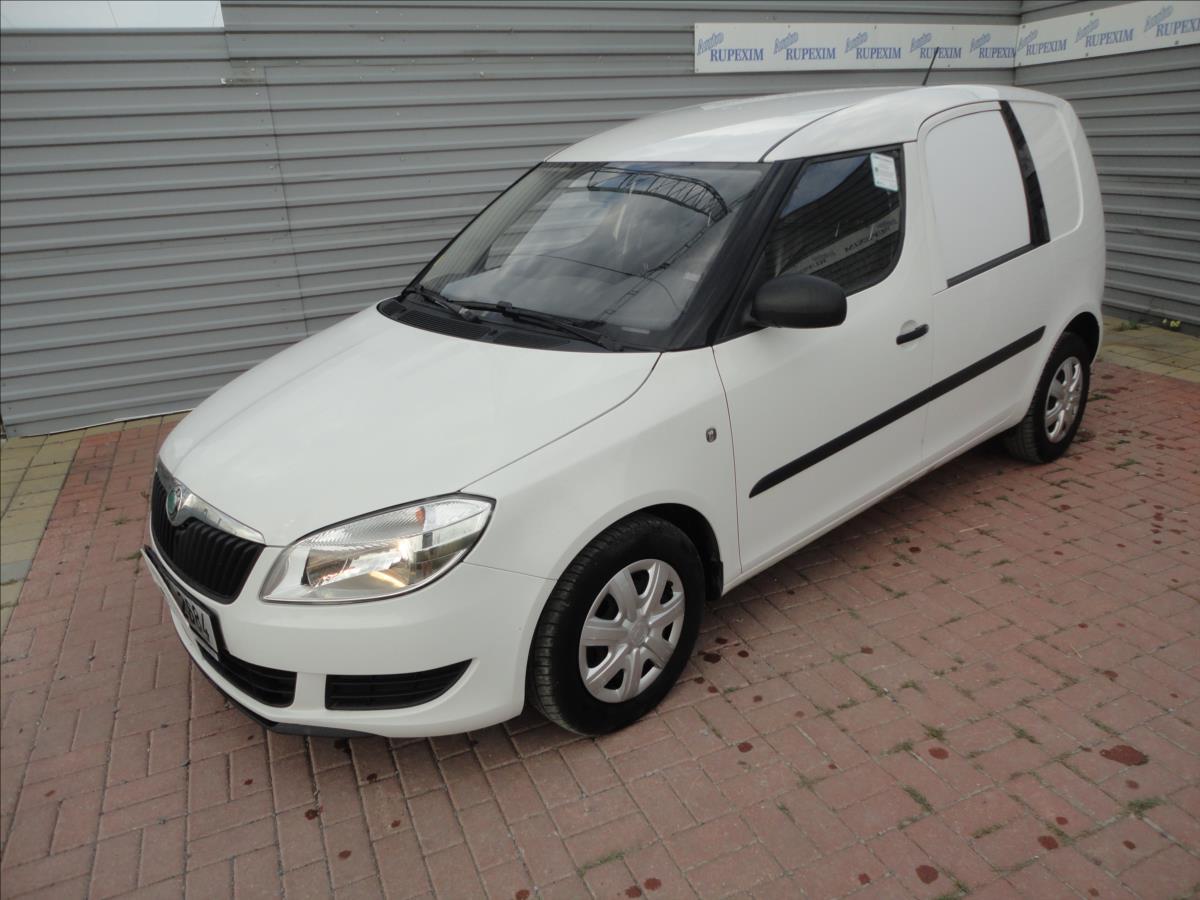 Škoda Praktik 1,2 TSI