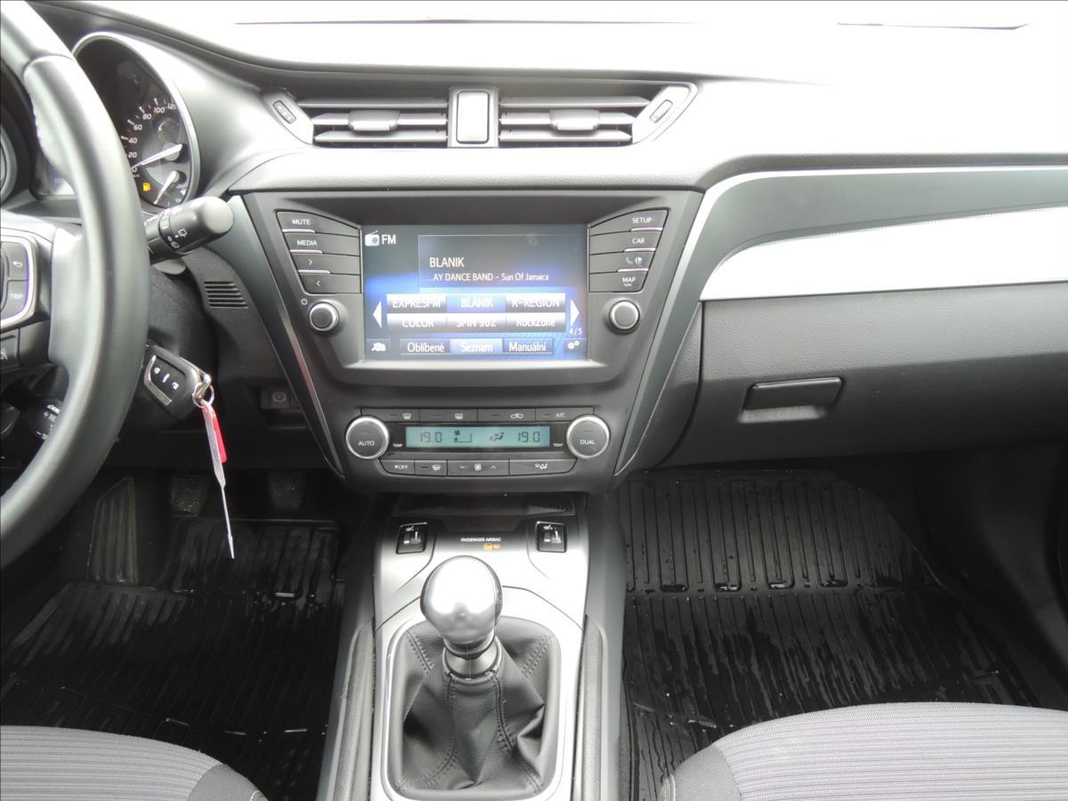 Toyota Avensis, 2017