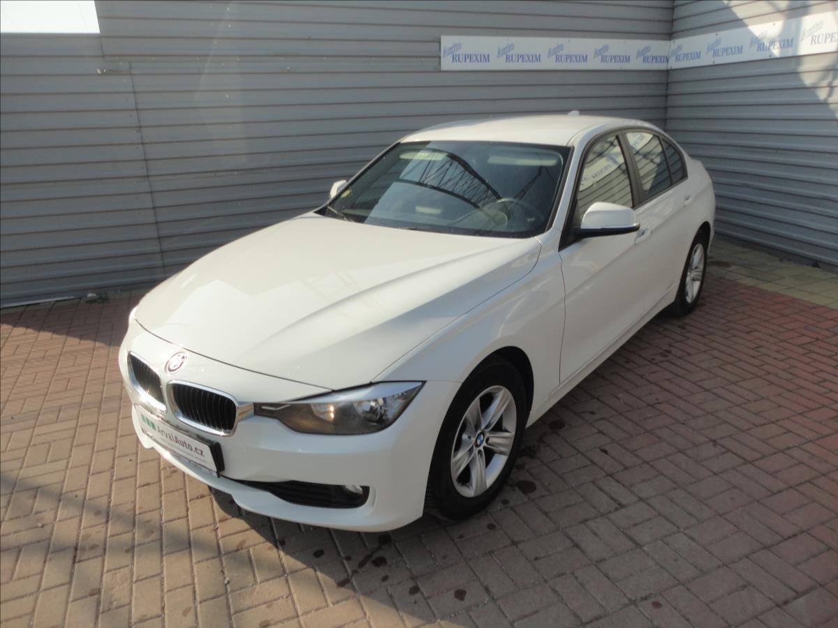 BMW Řada 3 2,0 318D
