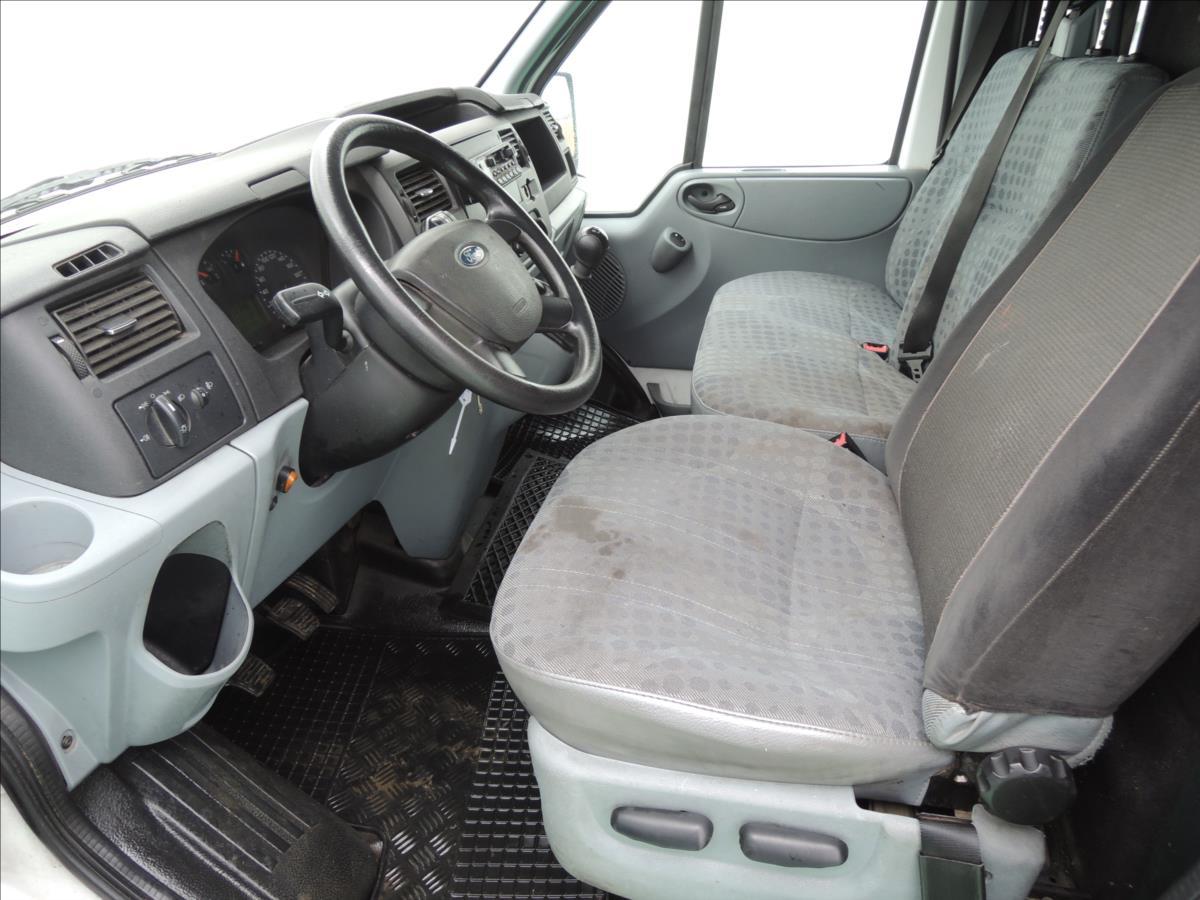 Ford Transit, 2013