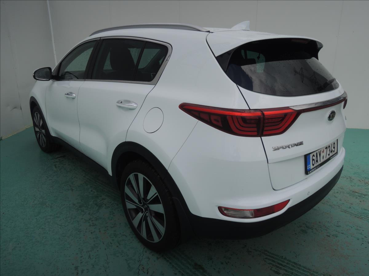 Kia Sportage, 2018
