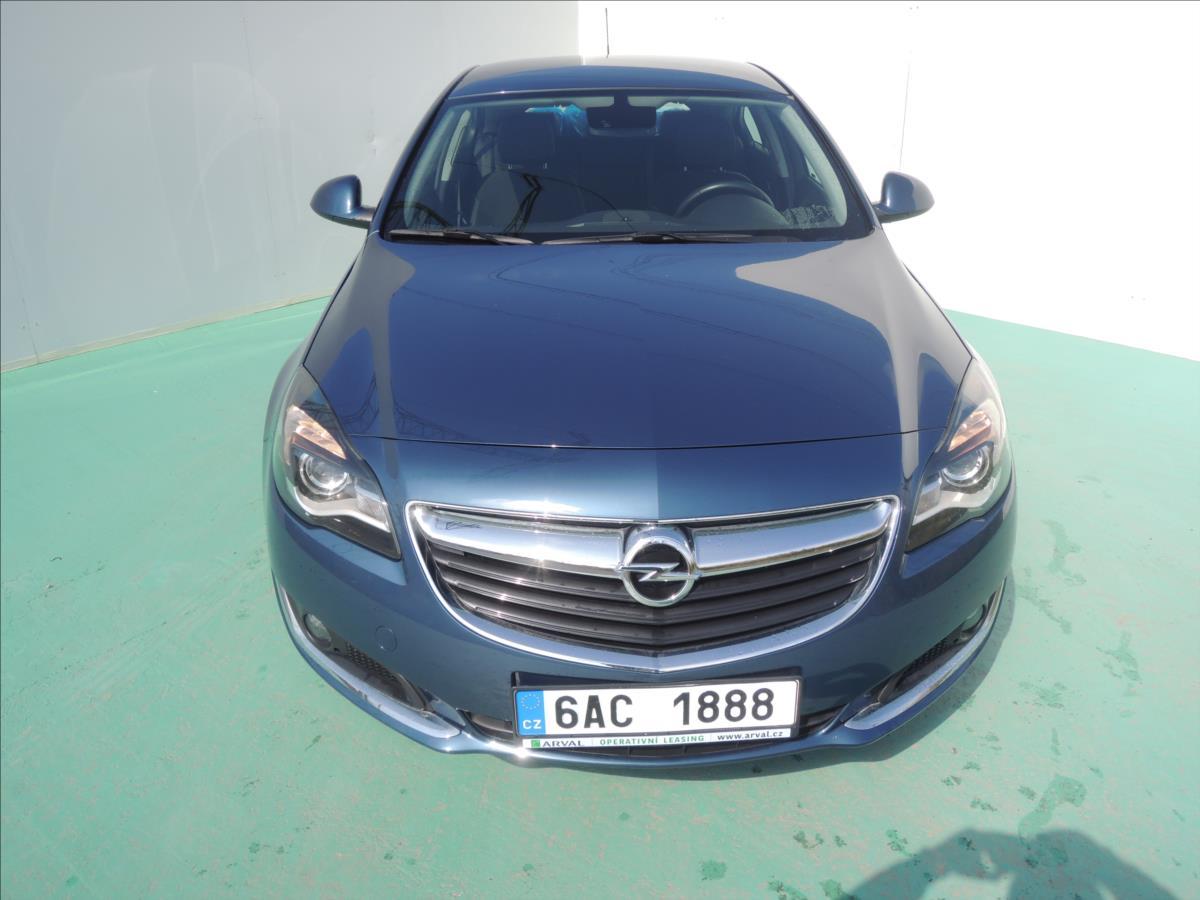 Opel Insignia, 2017