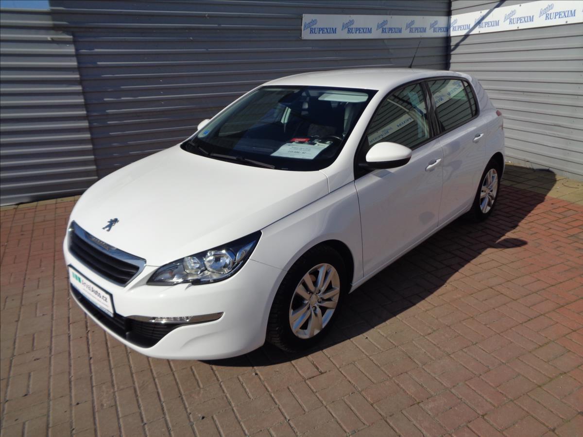 Peugeot 308 1,6 bHDI Active S&S