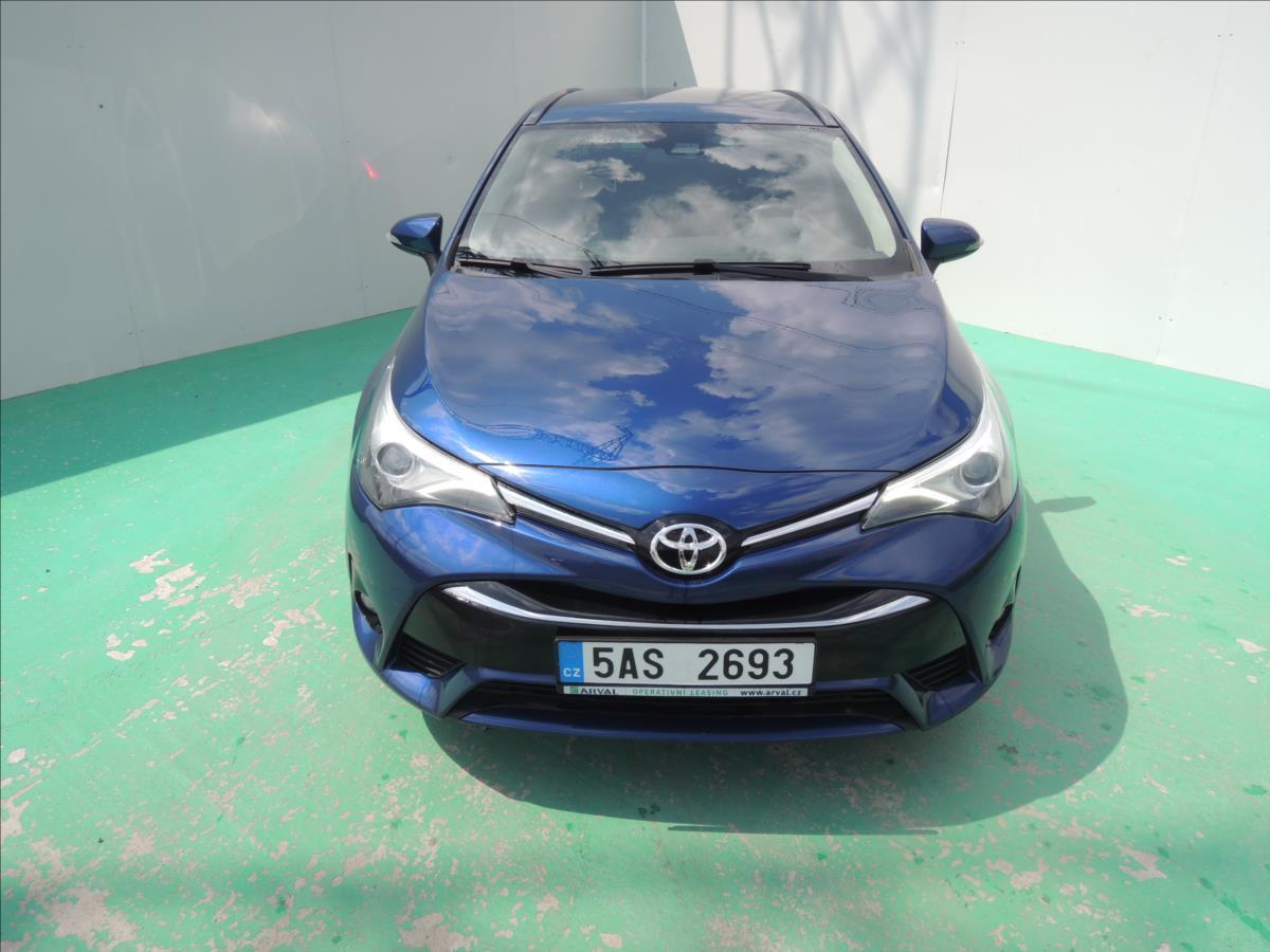 Toyota Avensis, 2016
