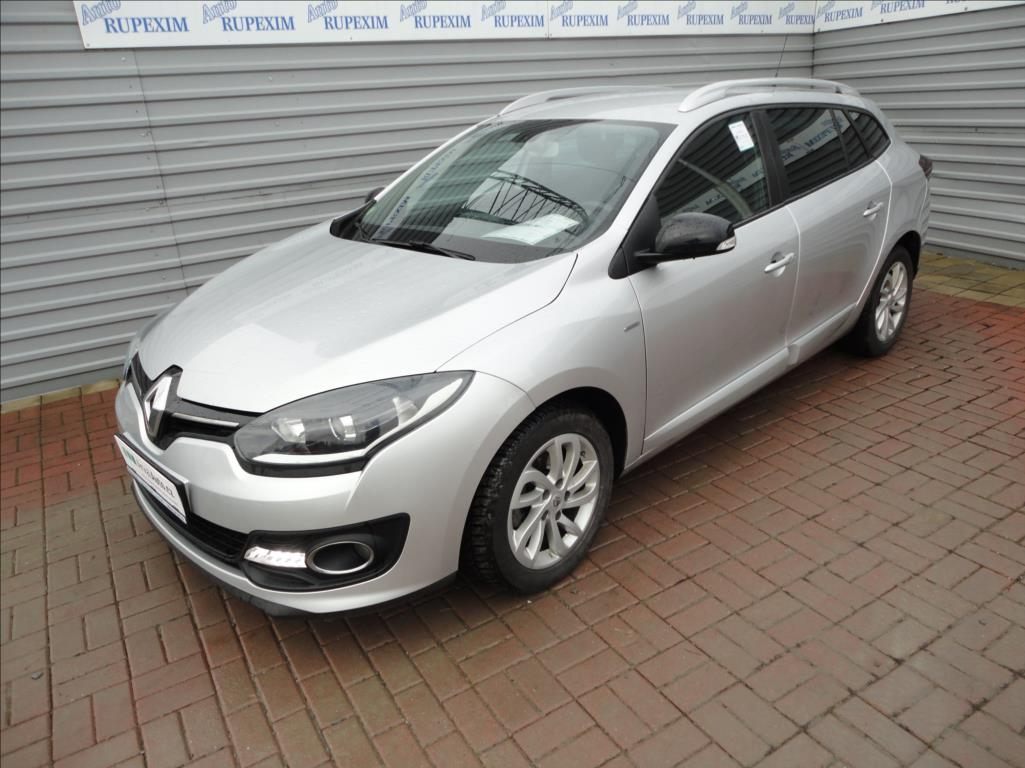 Renault Mégane 1,5 DCI GT Limited