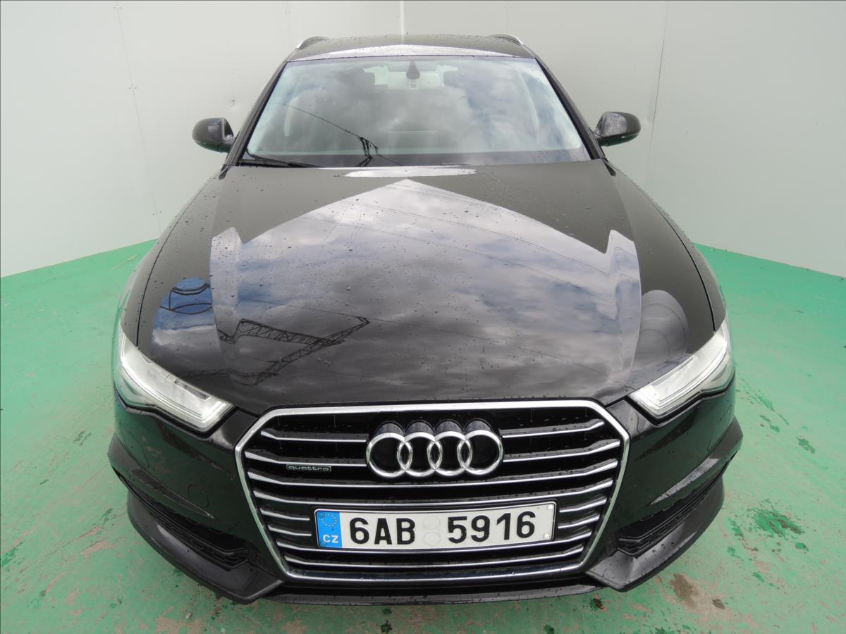 Audi A6, 2017