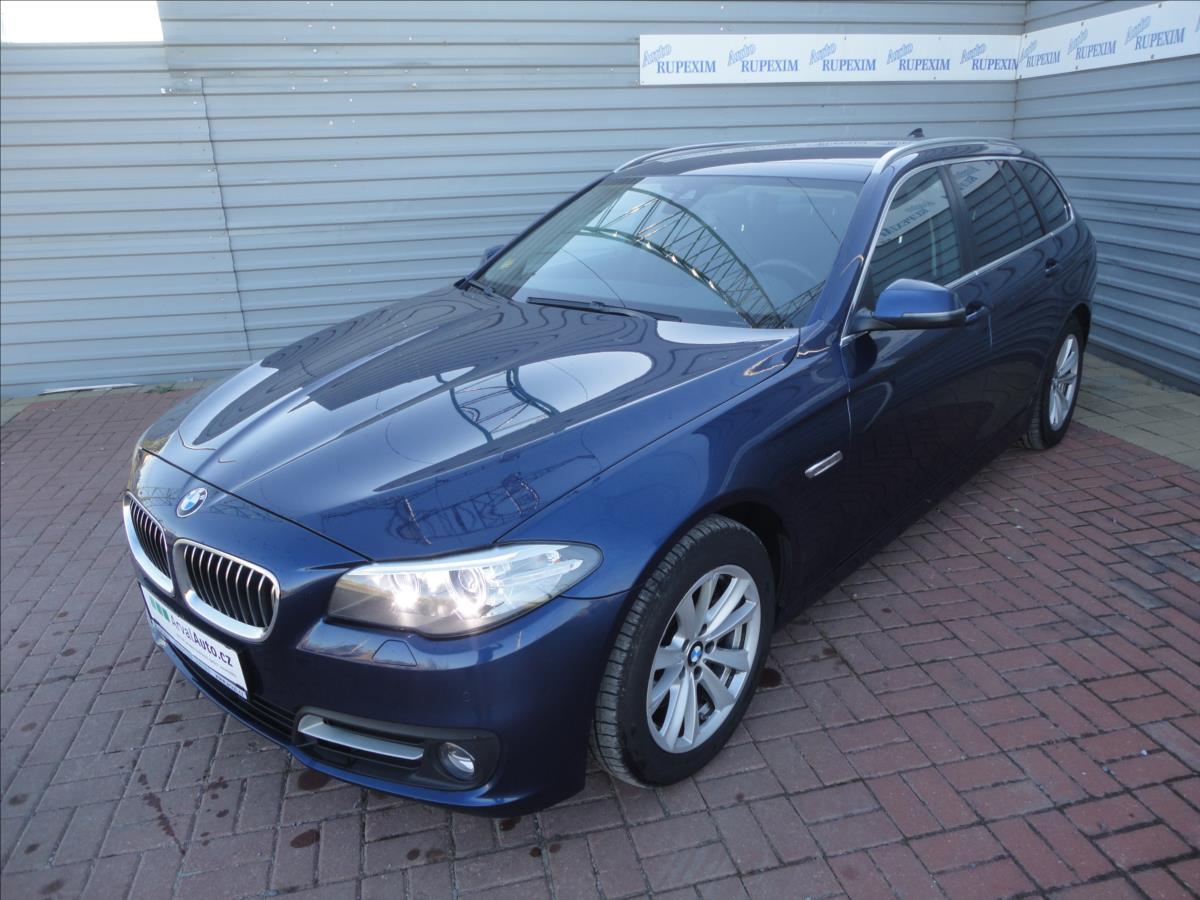 BMW Řada 5 2,0 525d Xdrive