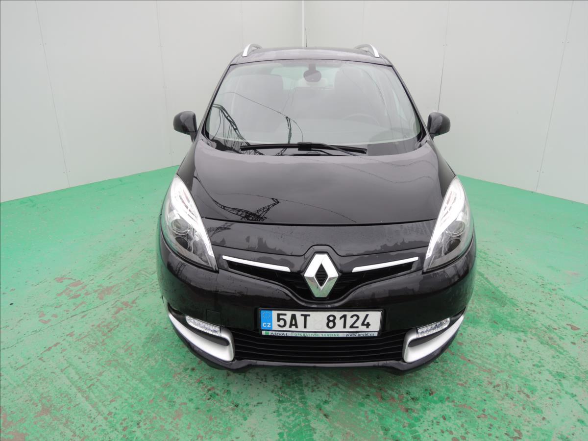 Renault Grand Scénic, 2016