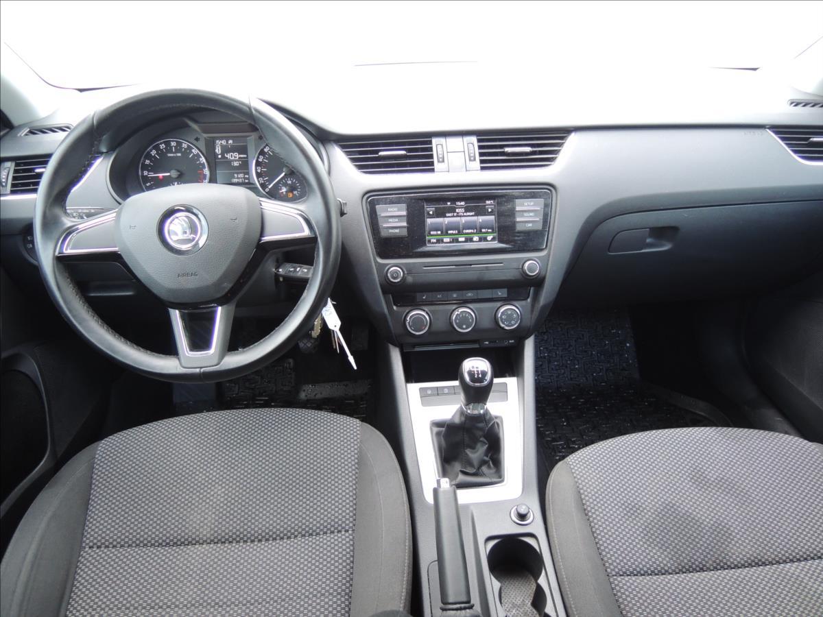 Škoda Octavia, 2017
