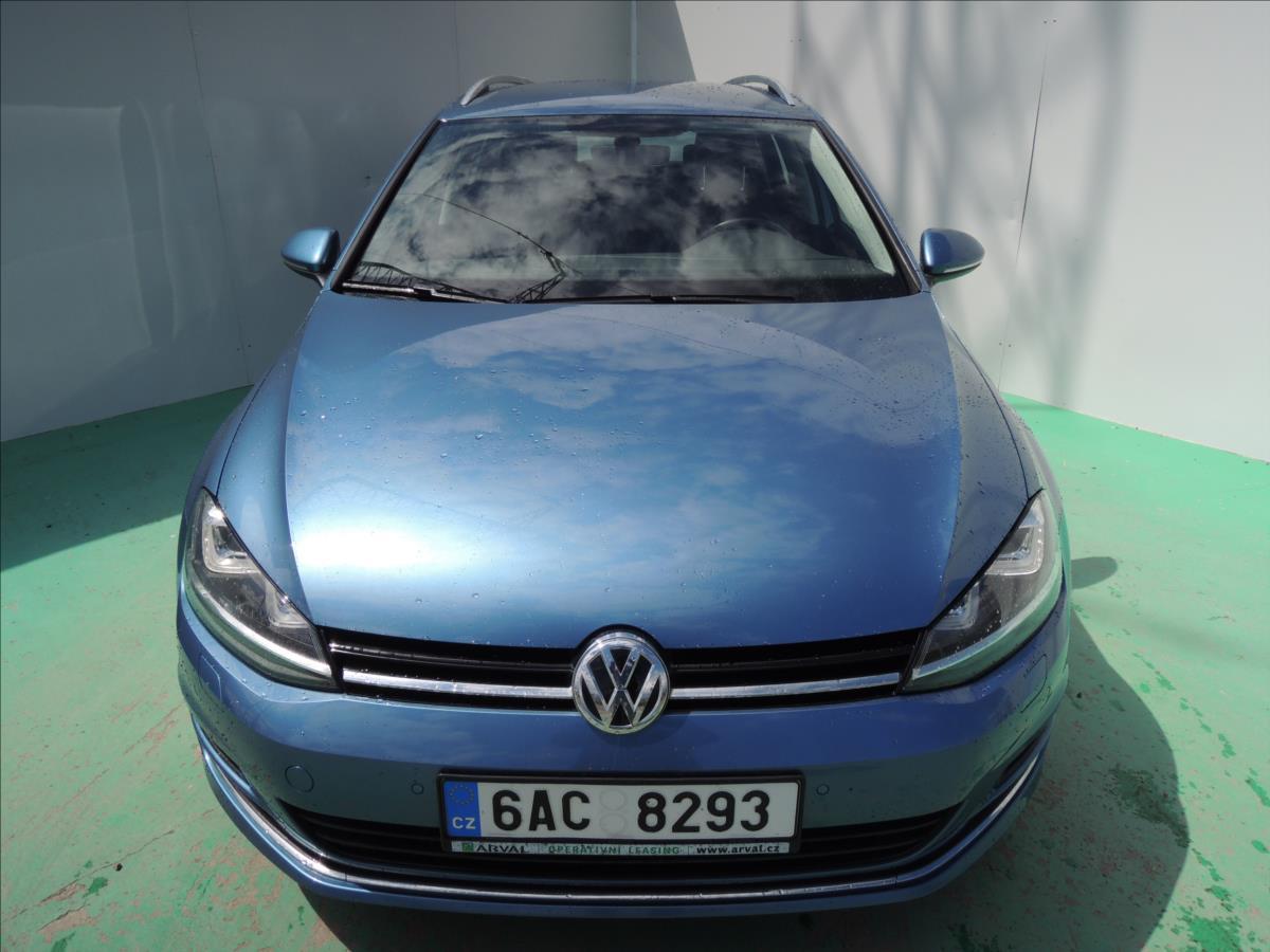 Volkswagen Golf, 2017
