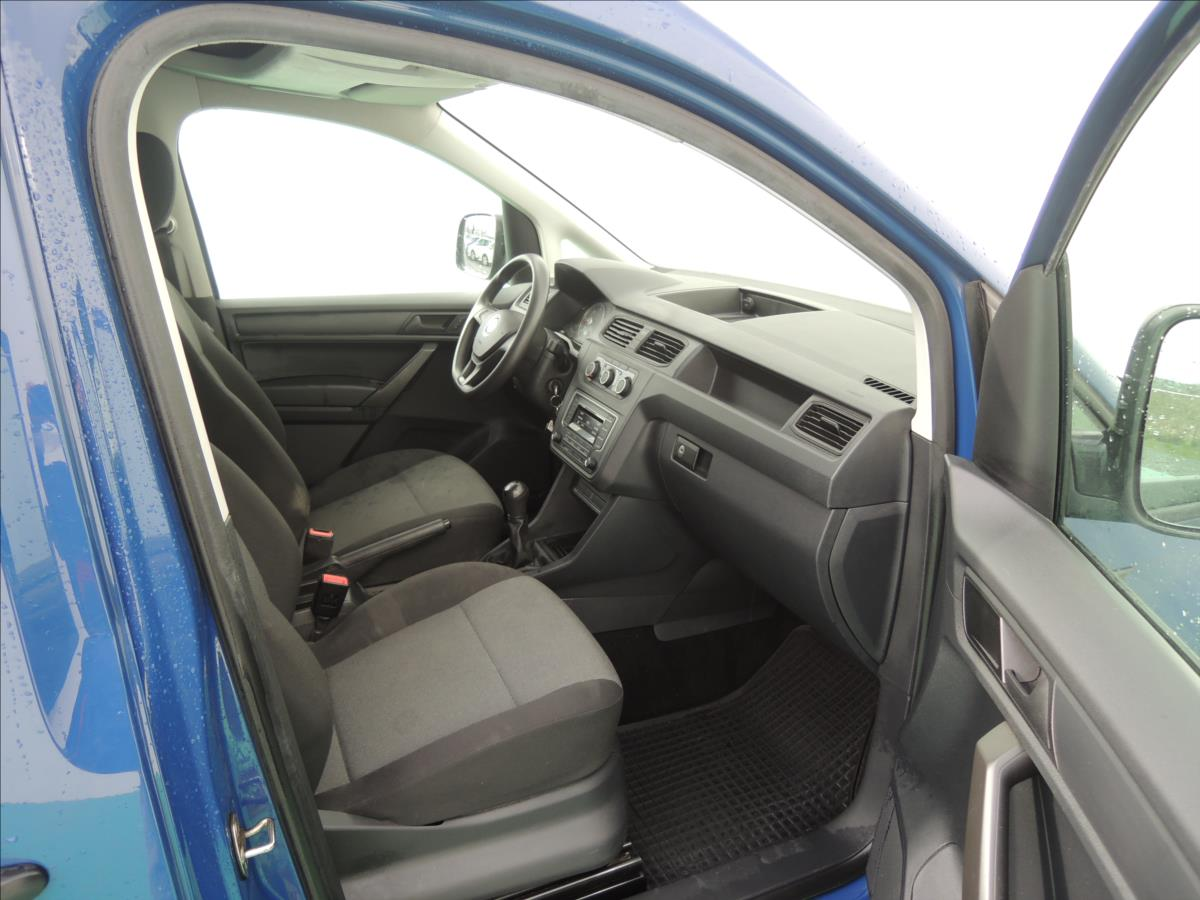Volkswagen Caddy, 2017