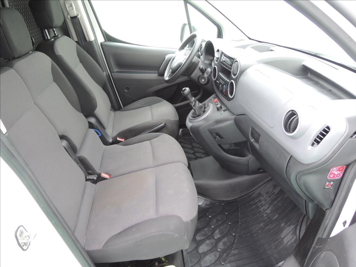 Citroën Berlingo, 2017