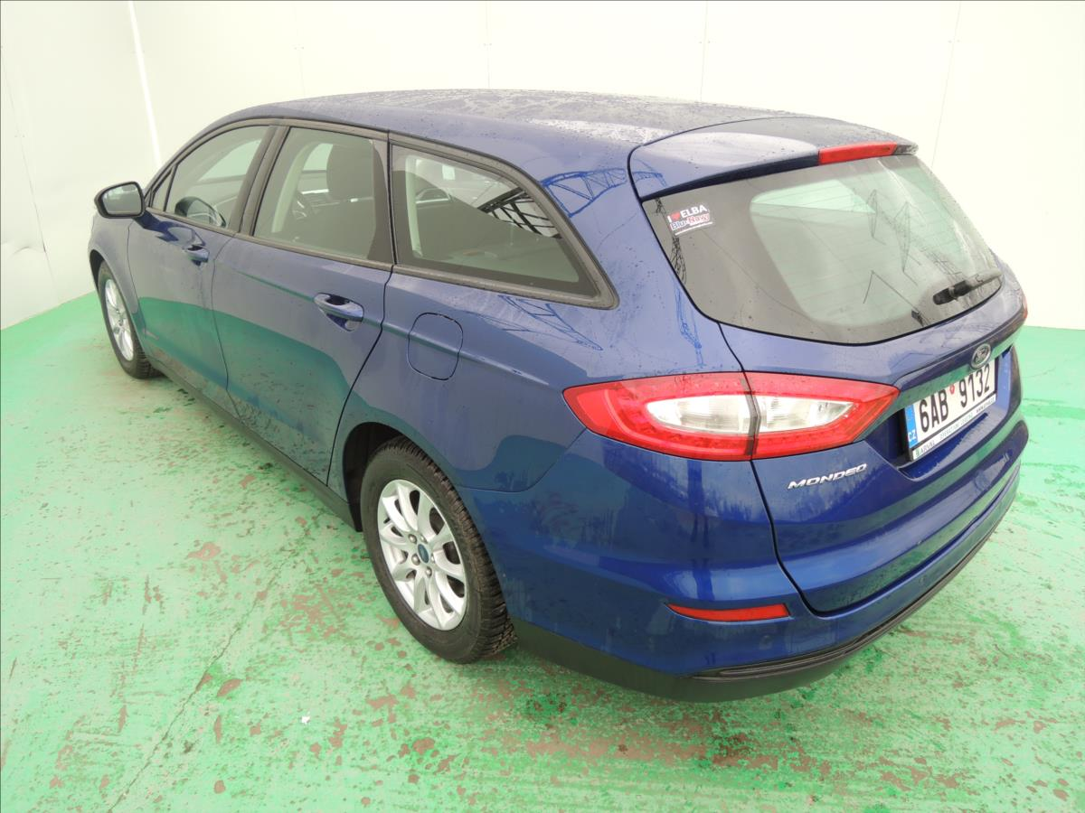 Ford Mondeo, 2017