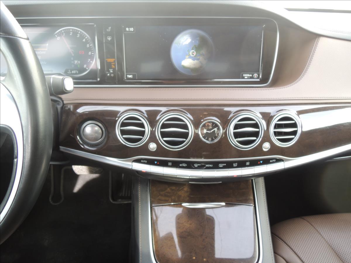 Mercedes-Benz Třídy S, 2016